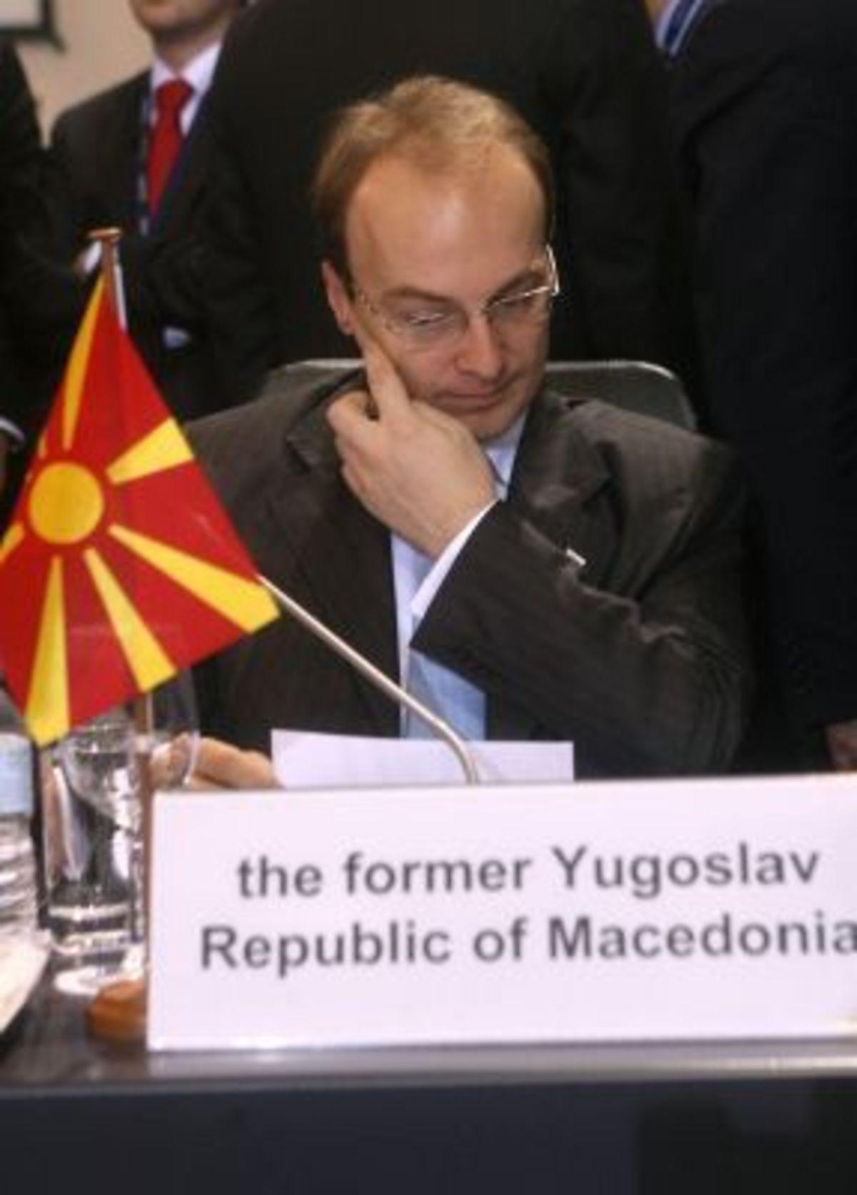 Υπουργός Εξωτερικών Σκοπίων  «Η Ελλάδα συμπεριφέρεται παράλογα»   Newsit.gr