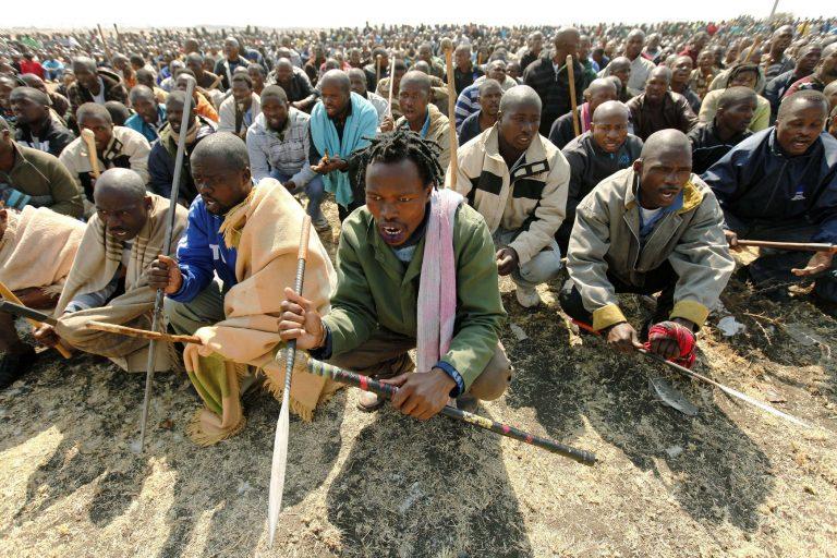 Εβδομάδα εθνικού πένθους στη Ν. Αφρική | Newsit.gr