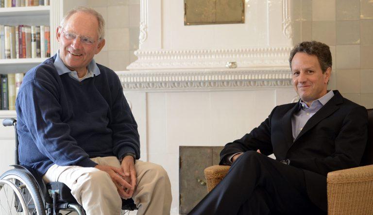 «Θα σώσουμε το ευρώ», αλλά ούτε λέξη για Ελλάδα   Newsit.gr