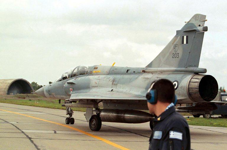 «Κατάρριψη» τουρκικού F 16 από ελληνικό Mirage 2000,»θυμήθηκαν» οι Τούρκοι! | Newsit.gr