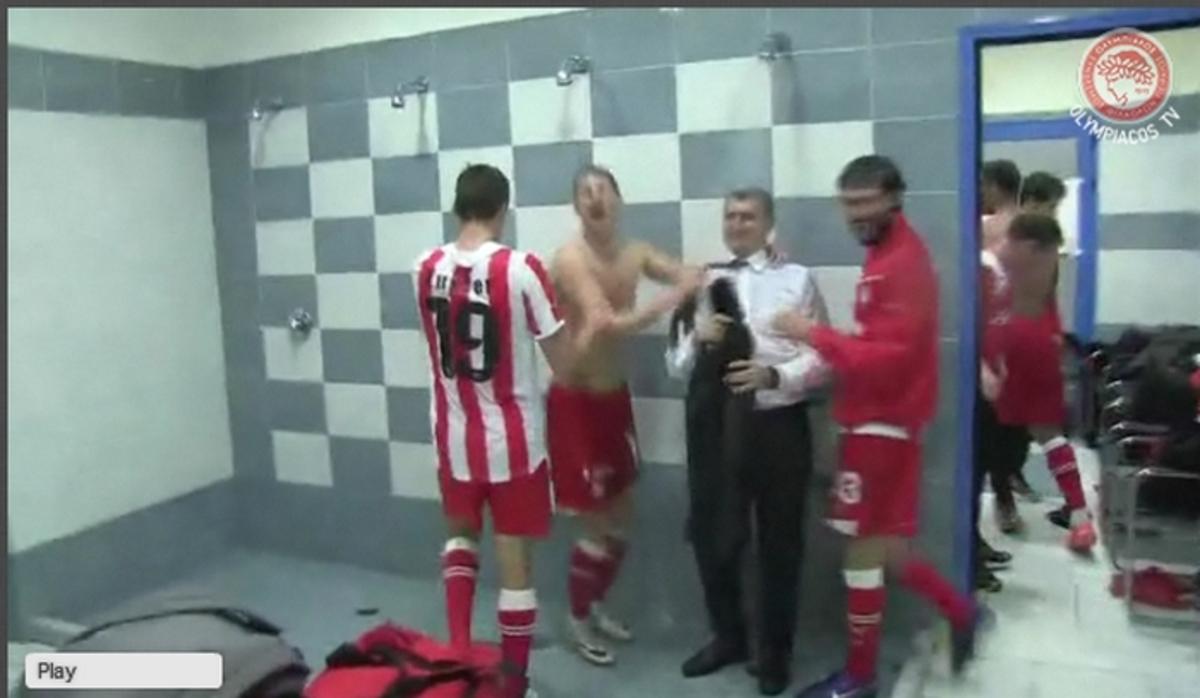 Ο Μιραλάς λούζει τον Βαλβέρδε! – Δείτε το βίντεο | Newsit.gr