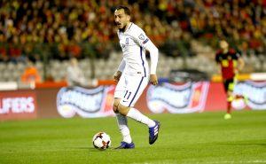 Βέλγιο – Ελλάδα 1-1 ΤΕΛΙΚΟ «Μεγάλο» αποτέλεσμα για την εθνική
