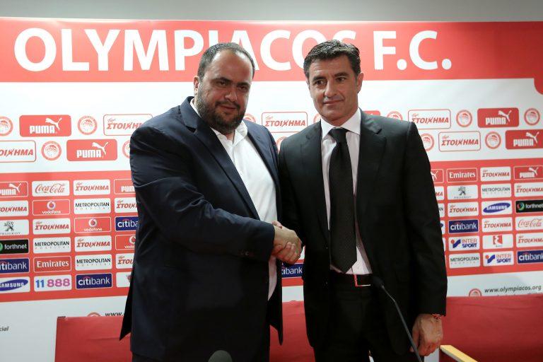 Ο…καλύτερος Ολυμπιακός του Μίτσελ και η προειδοποίηση του Μαρινάκη!   Newsit.gr