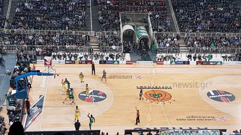 Παναθηναϊκός – Φενέρμπαχτσε 75-80 ΤΕΛΙΚΟ: Ψάχνει το θαύμα το… «τριφύλλι» | Newsit.gr