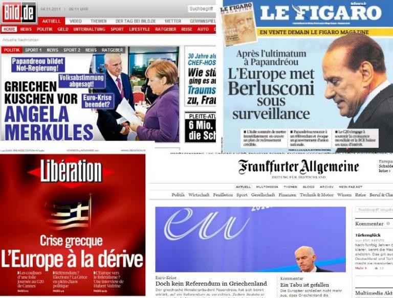 Ο νέος Παπανδρέου είναι ο Μπερλουσκόνι, γράφει ο διεθνής τύπος!   Newsit.gr