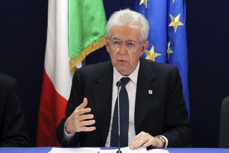Μόντι: Δε θα αργήσουν τα ευρωομόλογα | Newsit.gr