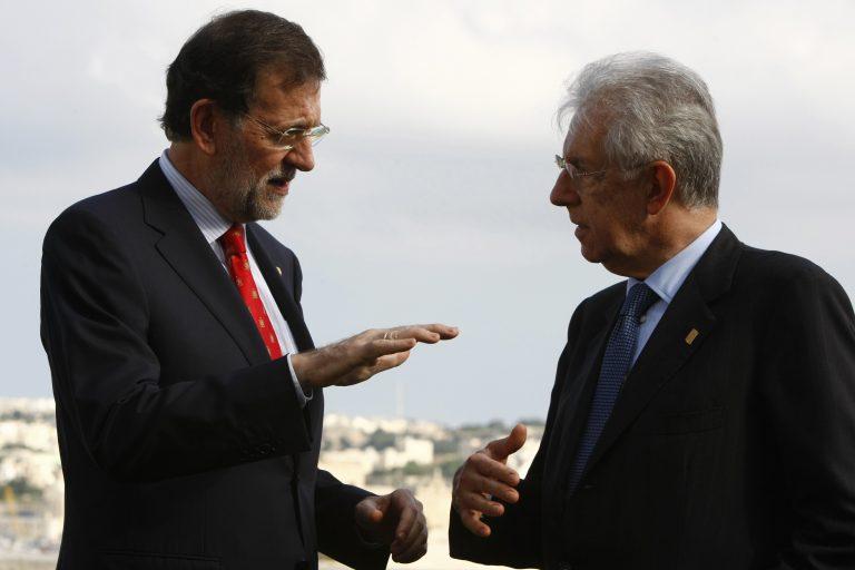 """Μόντι: """"Συμμερίζομαι την ανησυχία Σαμαρά για τη λιτότητα στην Ελλάδα""""   Newsit.gr"""