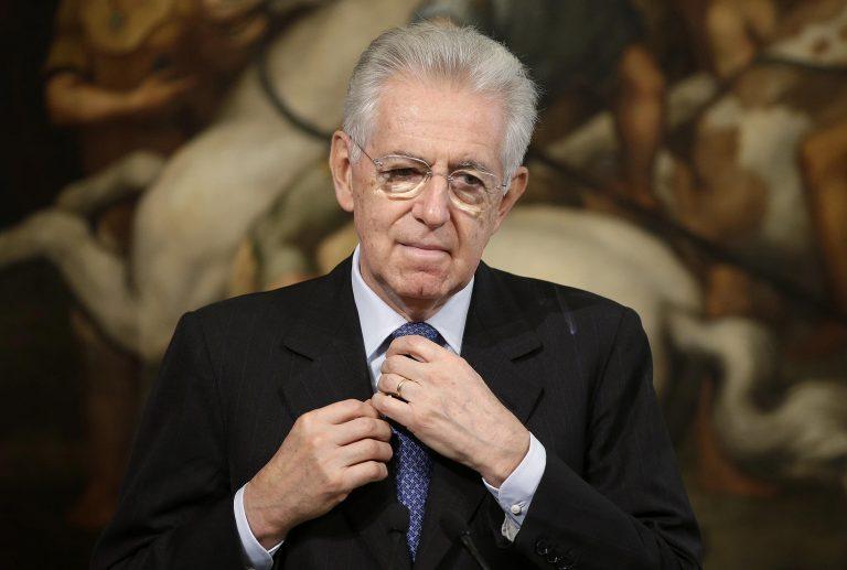 Παραιτήθηκε ο Μάριο Μόντι αλλά παραμένει πρωθυπουργός μέχρι τις 24/02 | Newsit.gr