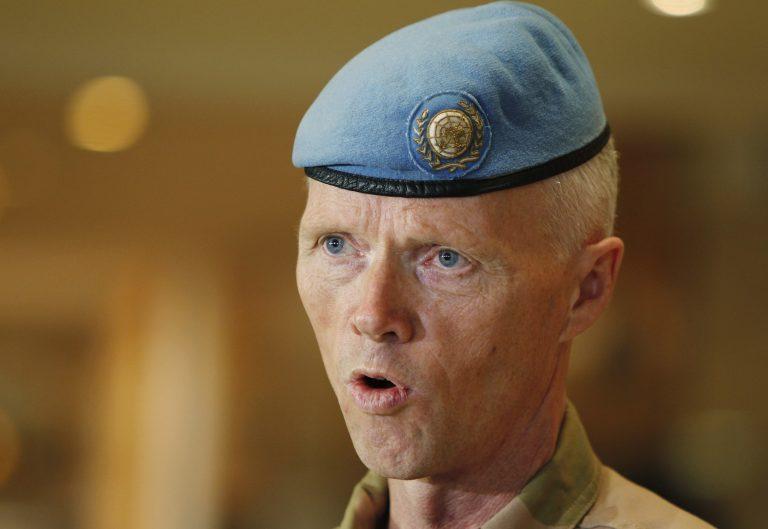 Ο στρατηγός Μουντ καταδίκασε τη «βάρβαρη τραγωδία» στη Συρία | Newsit.gr