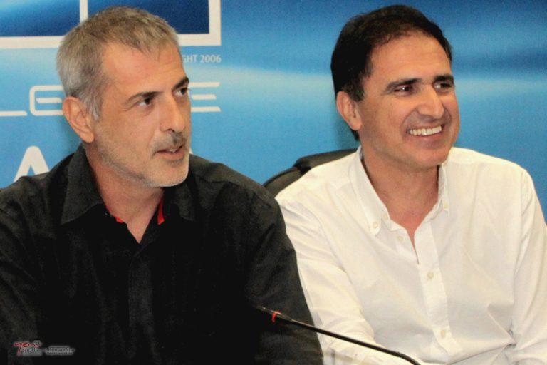 Μώραλης: Πιστεύω ότι θα ξεκινήσει κανονικά το πρωτάθλημα | Newsit.gr