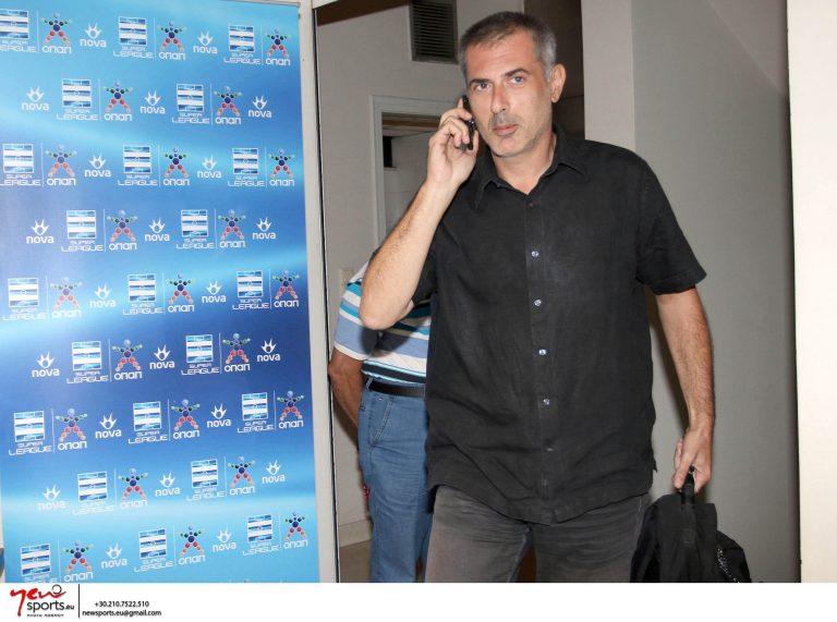 Ο Μώραλης νέος πρόεδρος της Σούπερ Λίγκας | Newsit.gr