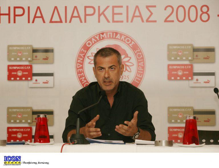 """Μώραλης: """"Δεν… τράβηξε ο Ζίκο""""   Newsit.gr"""