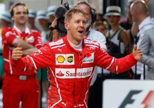Formula 1: Ο Φέτελ και η «κόκκινη» το πρώτο