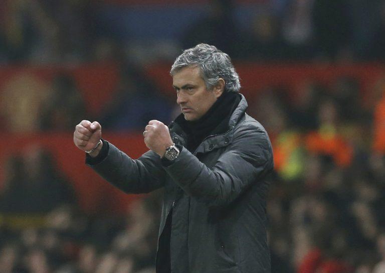 Μουρίνιο: Μεγάλος προπονητής ο Σάντος!   Newsit.gr