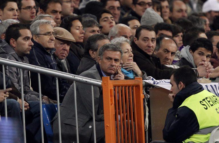 Δύο αγωνιστικές και 40.000 ευρώ πρόστιμο στον Μουρίνιο!   Newsit.gr