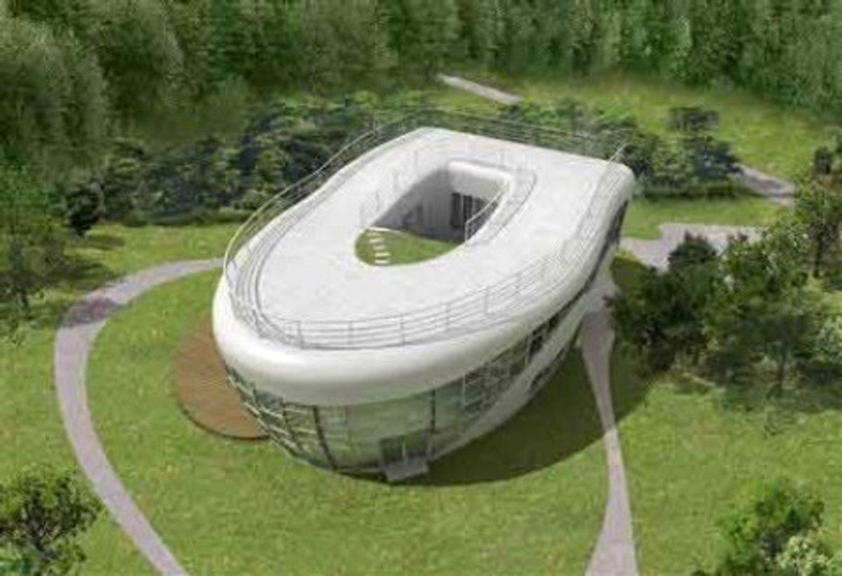 Μουσείο σε σχήμα τουαλέτας | Newsit.gr