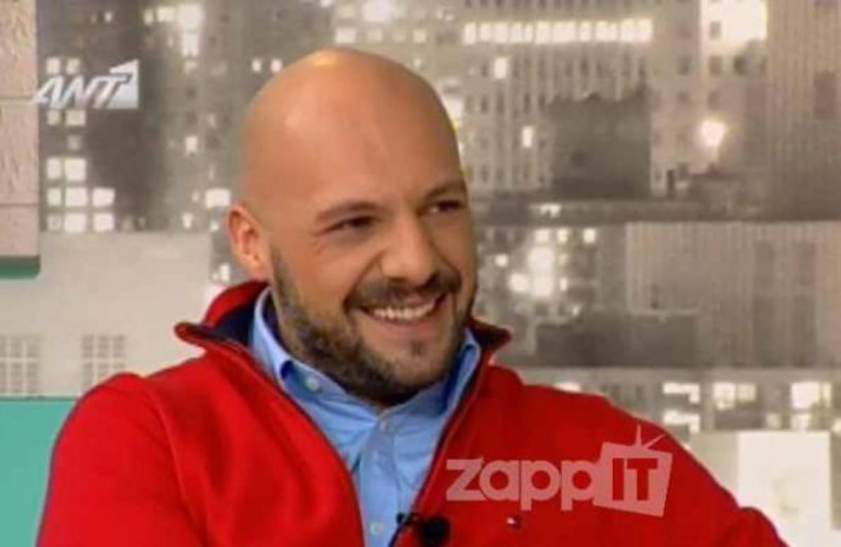 Ο Νίκος Μουτσινάς ξανά στον ΑΝΤ1 | Newsit.gr