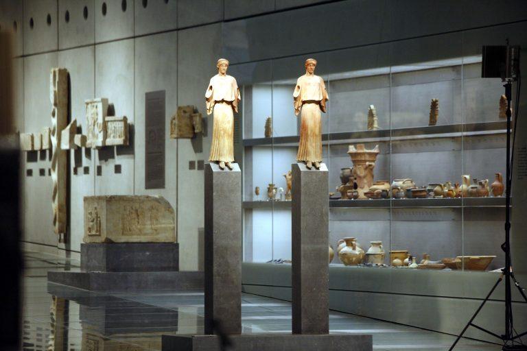 Ελεύθερη η είσοδος στα μουσεία σήμερα   Newsit.gr