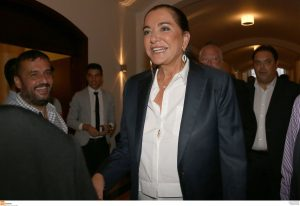 Εκλογές 2015 – Μπακογιάννη: Ναι σε κυβέρνηση μεγάλου συνασπισμού