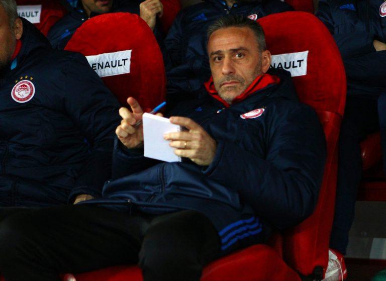 ΑΕΚ – Ολυμπιακός, Μπέντο: «Δύσκολος αγώνας! Η ΑΕΚ βελτιώθηκε με Χιμένεθ»   Newsit.gr