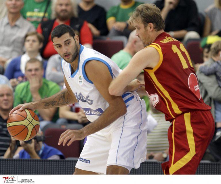 ΤΕΛΙΚΟ: Ελλάδα – Σκόπια 58-72 | Newsit.gr