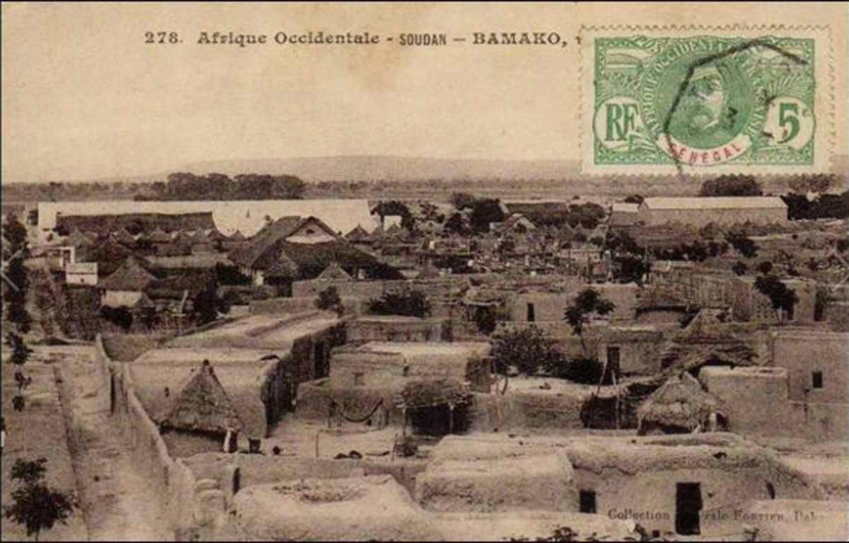 ΦΩΤΟ: Κάρτ Ποστάλ απο το Μάλι 100 χρόνια πριν!   Newsit.gr