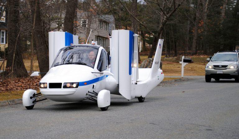 Έτοιμο να βγεί στην αγορά το αυτοκίνητο που πετάει! – Επιτυχής η πρώτη δοκιμαστική… πτήση | Newsit.gr