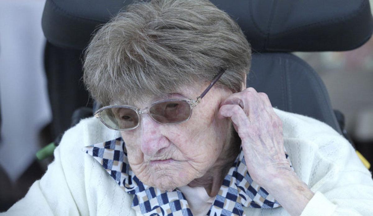Πέθανε η γηραιότερη γυναίκα της Ευρώπης | Newsit.gr