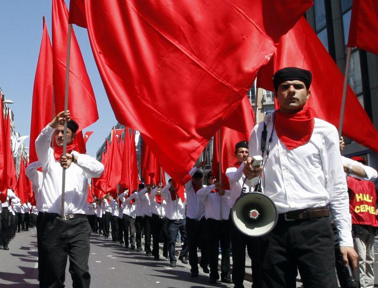Εργατική Πρωτομαγία στην Τουρκία μετά από 33 χρόνια   Newsit.gr