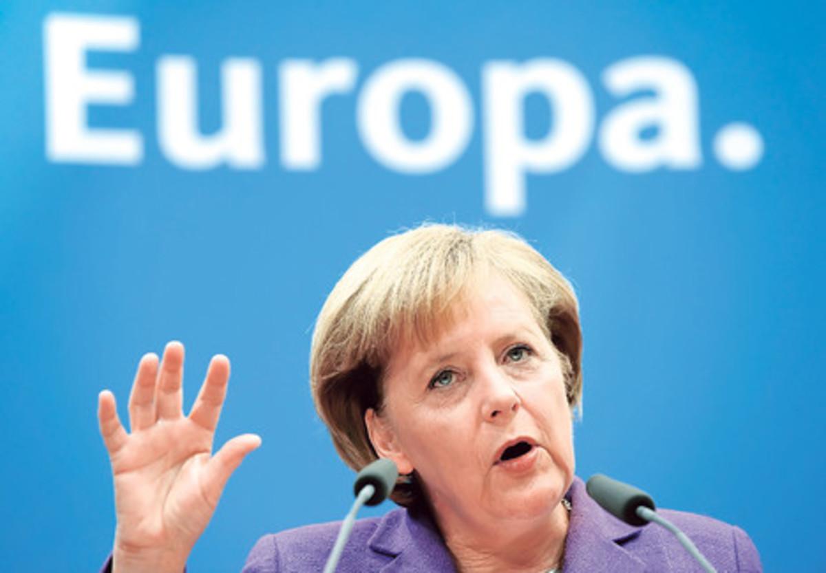Υπέρ της Ευρώπης 2 ταχυτήτων η Μέρκελ | Newsit.gr