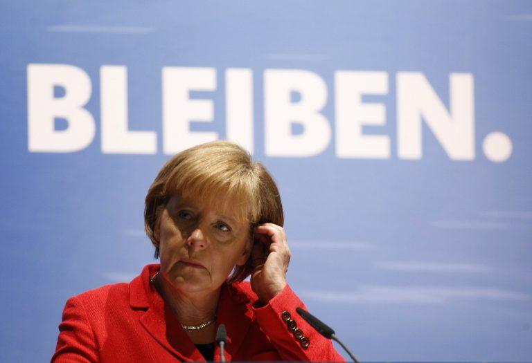 Η Μέρκελ καλεί τις γερμανικές τράπεζες να μας «διασώσουν» | Newsit.gr