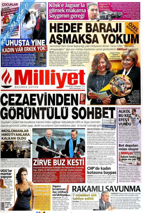 Νέες αποκαλύψεις από τη Milliyet – Μυστική έκθεση για επίθεση σε ελληνικό στρατόπεδο και εμπρησμούς | Newsit.gr