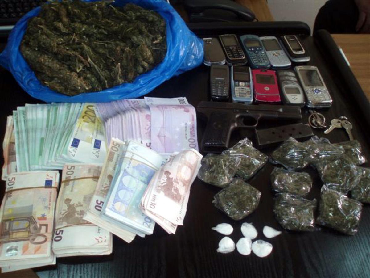 Αργολίδα: Όπλα και ναρκωτικά στο σπίτι Βέλγου τουρίστα! | Newsit.gr