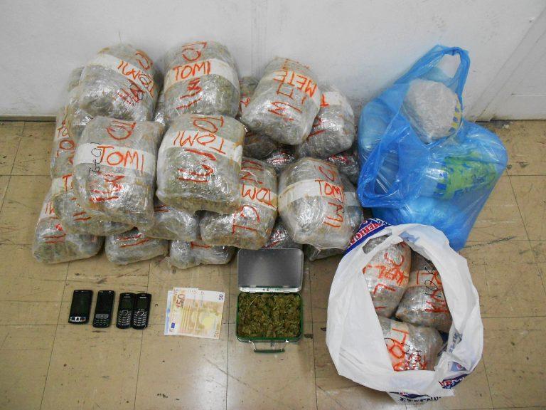 Συνέλαβαν έμπορο ναρκωτικών στον Κόκκινο Μύλο | Newsit.gr