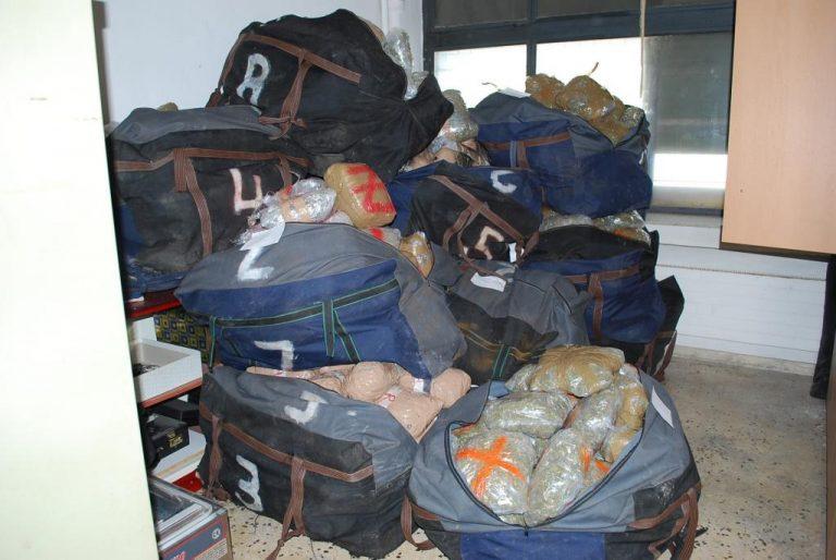 Ιωάννινα: Κατασχέθηκε μεγάλη ποσότητα ναρκωτικών | Newsit.gr