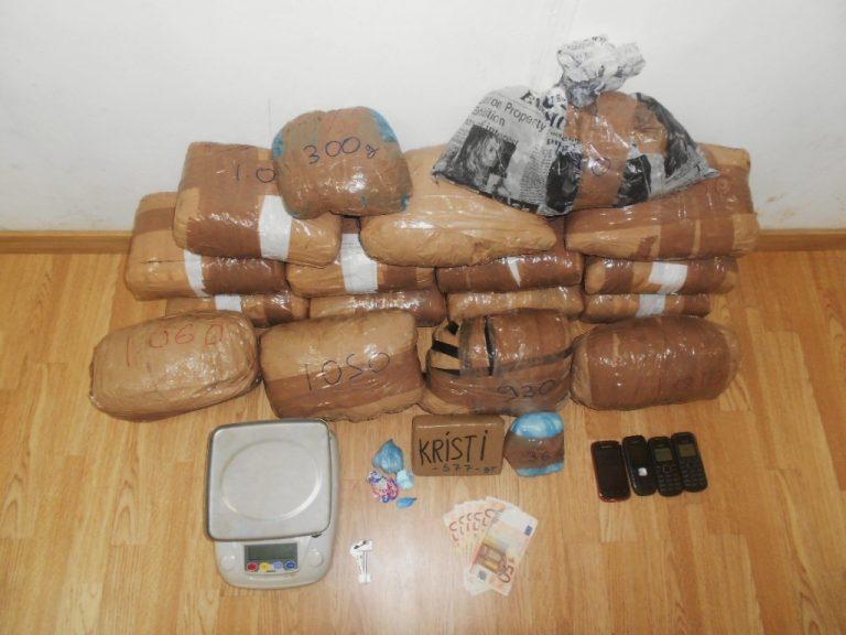 Διακινούσαν κοκαΐνη και χασίς | Newsit.gr