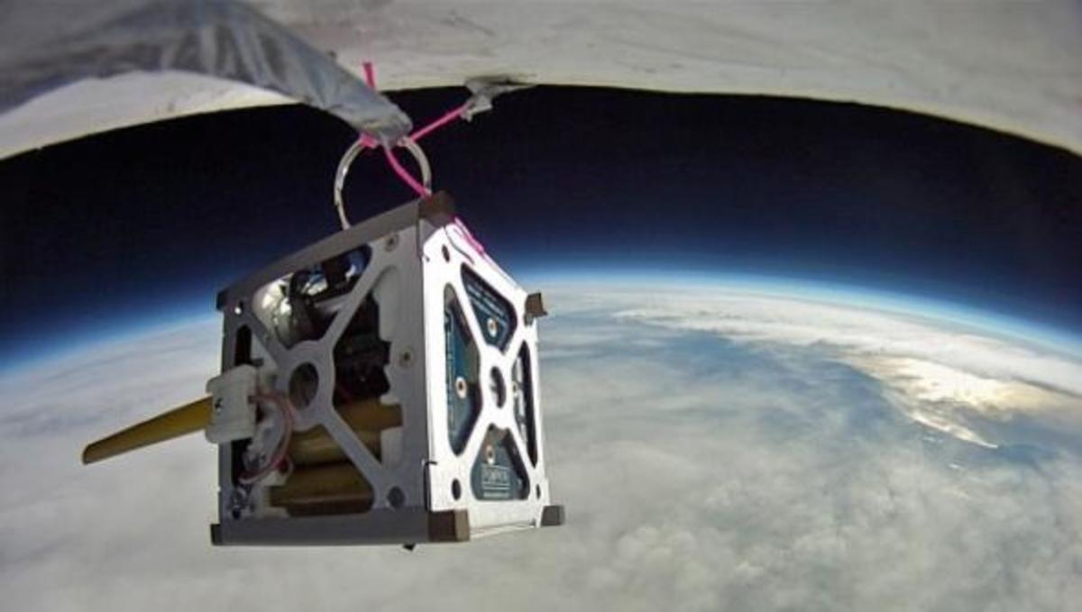Η NASA ετοιμάζεται να στείλει στο διάστημα ένα… smartphone! | Newsit.gr