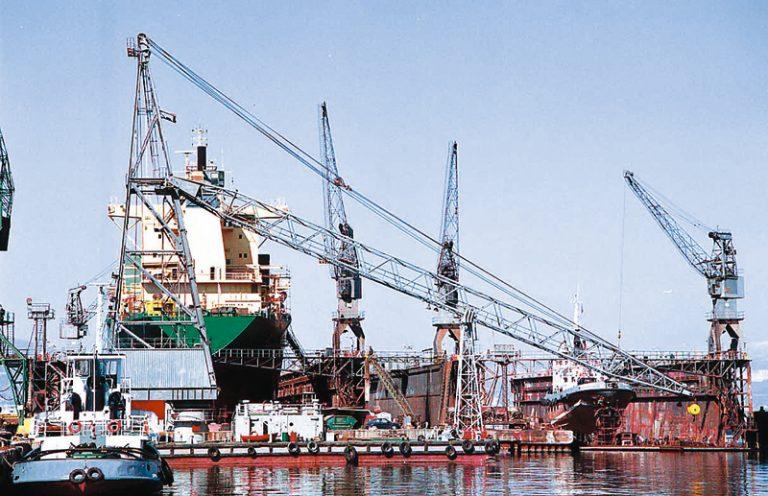 Υπολειτουργούν τα ελληνικά ναυπηγεία | Newsit.gr