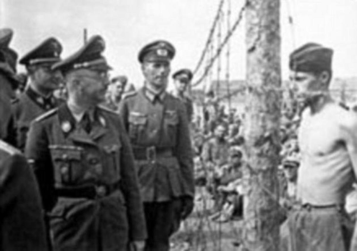 Απέδρασε 200 φορές από στρατόπεδο ναζί και επέστρεφε λόγω έρωτα!!! Απίστευτη ιστορία | Newsit.gr