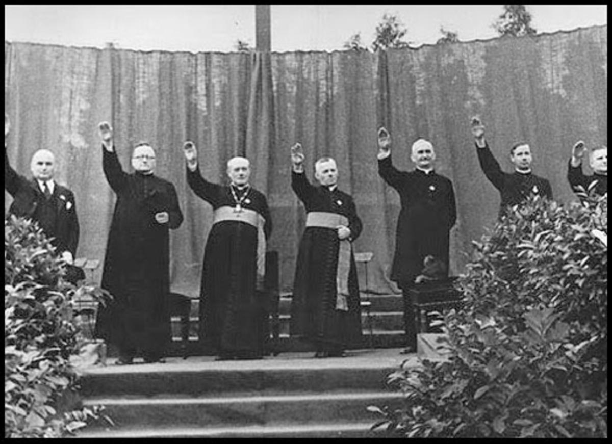 Ναζιστικός χαιρετισμός: Οι ανοησίες των «νοσταλγών» και η αλήθεια για την προέλευσή του | Newsit.gr