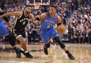 """NBA: Ο """"triple – double"""" Γουέστμπρουκ στην κορυφή του top 10 [vid]"""