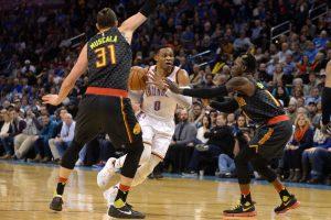 NBA: Οι Χοκς κέρδισαν τον συγκλονιστικό Γουέστμπρουκ! [vids]