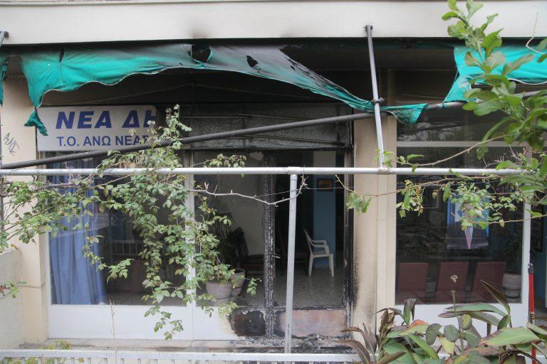 Επιθέσεις σε γραφεία της ΝΔ, του ΠΑΣΟΚ και σε ΑΤΜ | Newsit.gr