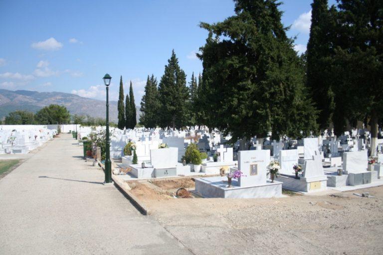 Ξάνθη: Επίθεση ληστών στα νεκροταφεία! | Newsit.gr