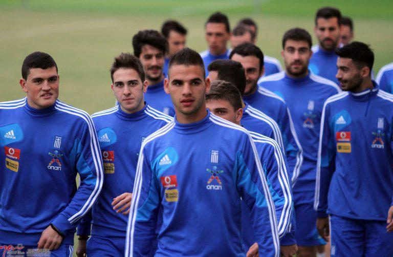 Έτοιμοι να βοηθήσουν την Εθνική οι «νέοι» | Newsit.gr
