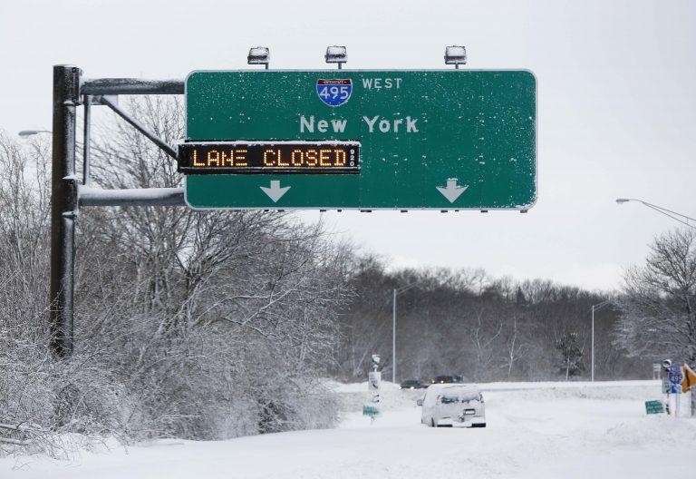 Χιονοθύελλα σαρώνει τη Νέα Υόρκη και τη Βοστώνη – ΦΩΤΟΡΕΠΟΡΤΑΖ   Newsit.gr