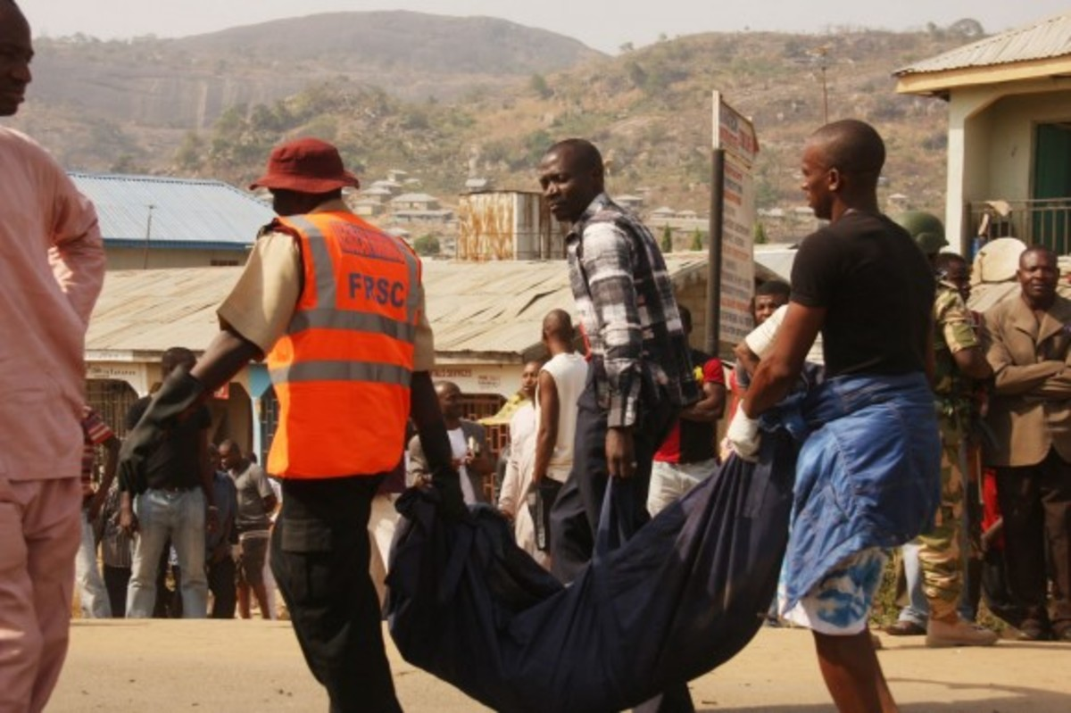 Σφαγή δέκα ανθρώπων στη Νιγηρία | Newsit.gr