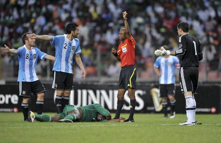 Έρευνα της FIFA για το αν ήταν «στημένο» το Νιγηρία – Αργεντινή (VIDEO) | Newsit.gr