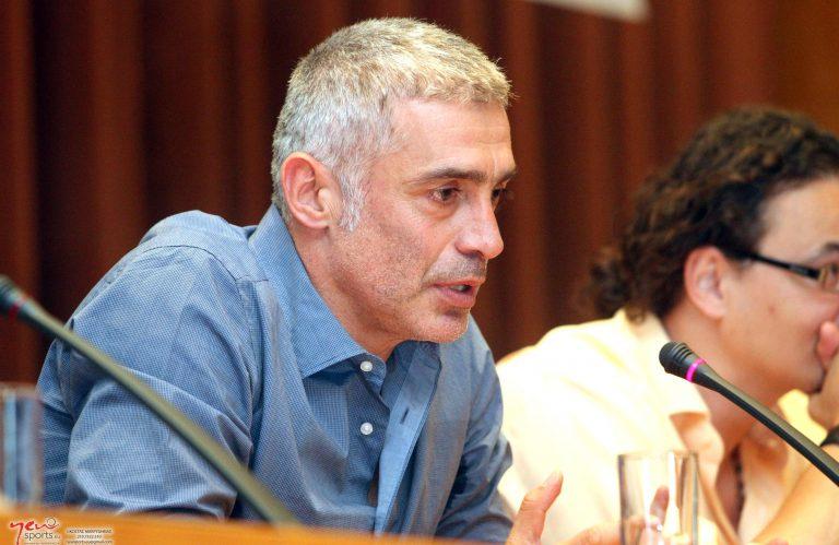 Φραστική επίθεση στον Νικοπολίδη από οπαδούς του Παναθηναϊκού | Newsit.gr