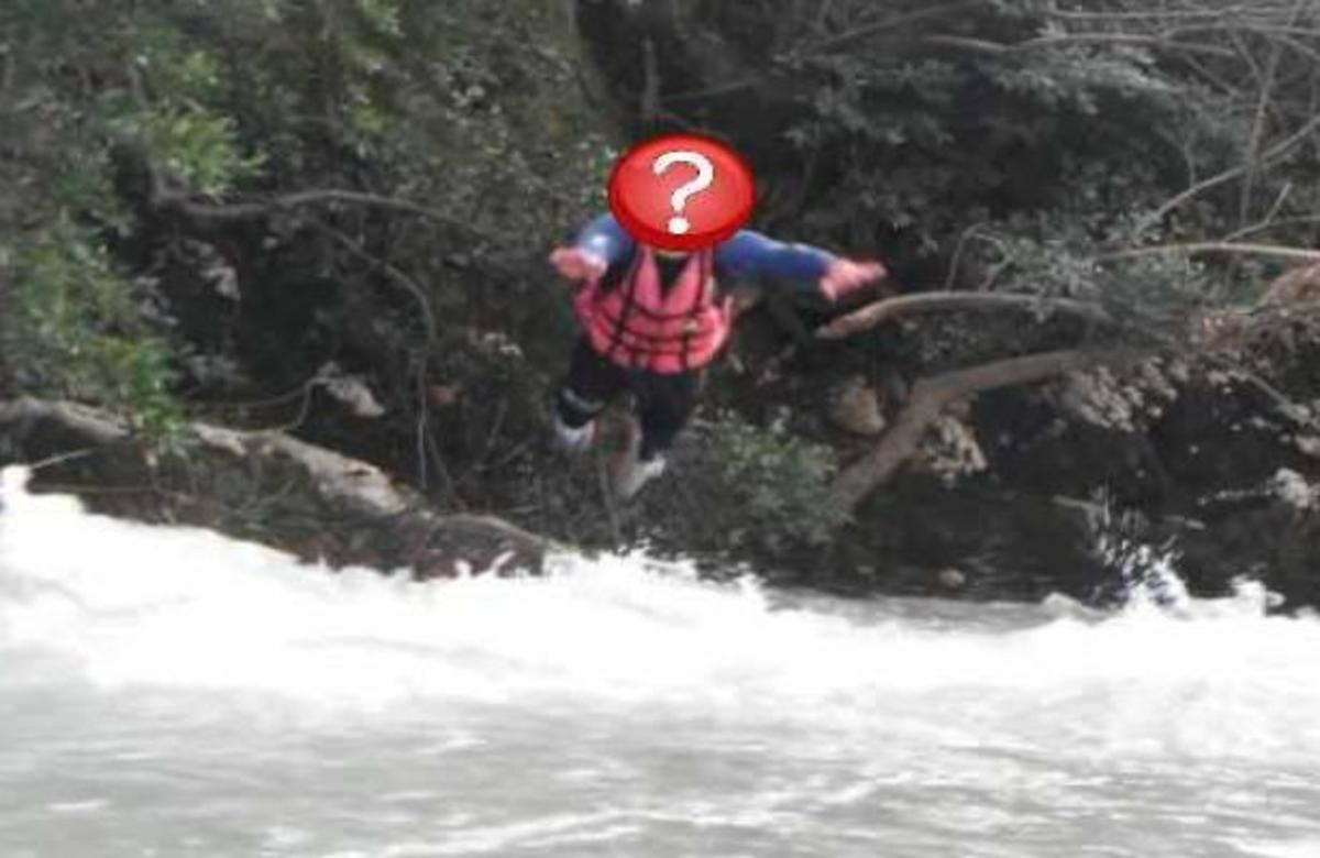 Ποιός παρουσιαστής πήδηξε στα παγωμένα νερά; | Newsit.gr